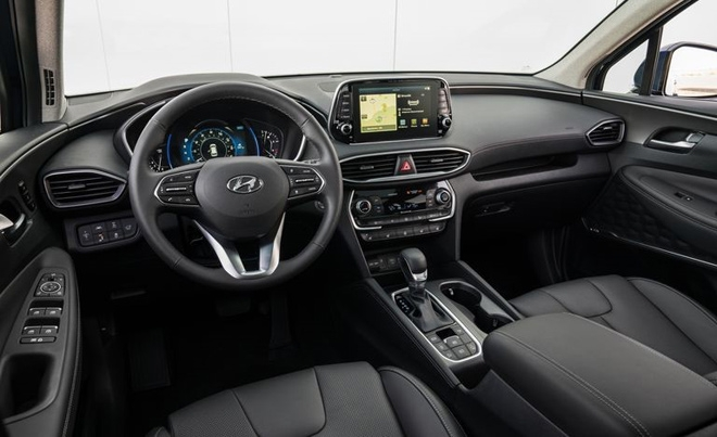 Hyundai SantaFe ưu đãi cực khủng lên tới 60 triệu đồng